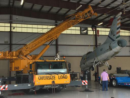 Crane & Rigging of Jacksonville INC